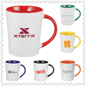 Promotional Gift Full Color 11oz Ceramic Mug pictures & photos