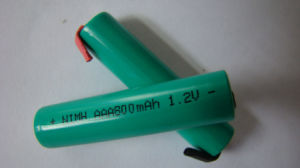 Ni-MH 800mAh 1.2V AAA Rechargeable Battery pictures & photos