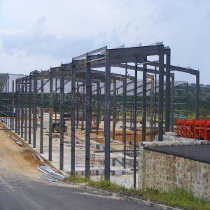 Pre Built Steel Structure Warehouse Steel for Sale pictures & photos