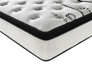 King Size Memory Foam Pocket Spring Mattress pictures & photos