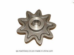 Precision Casting Machinery Parts pictures & photos
