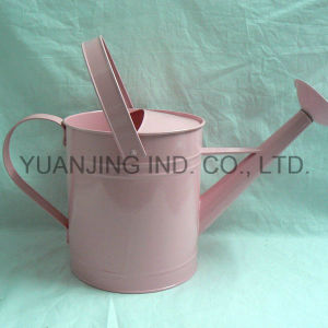 Metal Garden Watering Can in Powder Coated pictures & photos