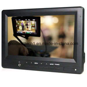7 Inch HD DSLR Monitor W/F970 Battery Plate pictures & photos