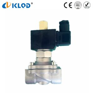 2wb20-No Medium Pressure 24VDC Normally Open Stainless Steel Solenoid Valve pictures & photos