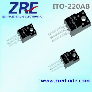 16A Sr1640fct Thru Sr16200fct Schottky Barrier Rectifier ITO-220ab Package pictures & photos
