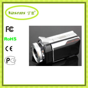 Solar Digital Video Camera Full HD 1080P Camcorder 2015 with 3.0′′ TFT Display and 16X Digital Zoom pictures & photos