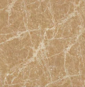 Glossy Polished Porcelain Glazed Marble Floor Tile in Size 60X60 pictures & photos
