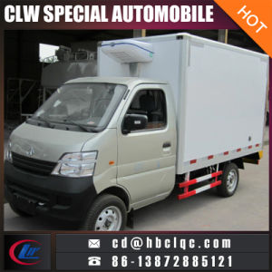 Good Sales 1t 1.5ton Freezer Refrigerated Truck Refrigerator Van pictures & photos