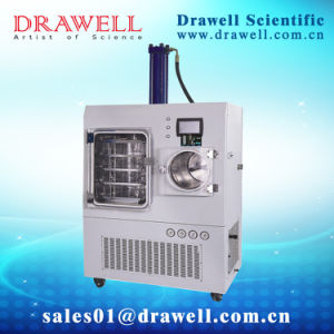 Dw-50f Silicone Oil Heating Freeze-Drying Machine pictures & photos