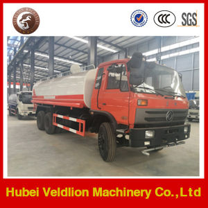 Dongfeng 20cbm Water Tanker, 6X4, 20000 Liter Water Truck pictures & photos