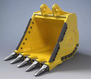 Wholesale Customized Various Kinds of Excavator Ming Rock Bucket pictures & photos