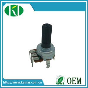12mm Rotary Volume Potentiometer with 3 Pins Wh12113 pictures & photos