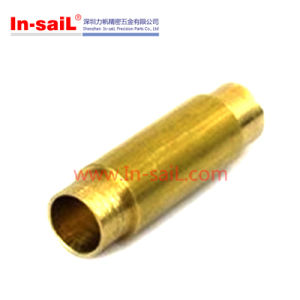 Multi Processing Brass CNC Machining Part After Welding pictures & photos