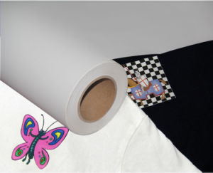 High Transfer Rate Aw A3 A4 Dark T-Shirt Transfer Paper for Personalized Designing Clothing pictures & photos