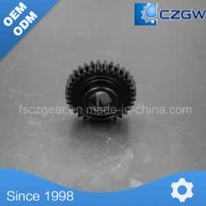 High-Precision Transmission Gear Spur Gear for Laser Cutting Machine 32teeth pictures & photos