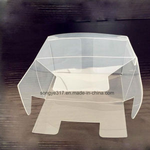 Manufacturers Customized PP Matte Translucent Box pictures & photos