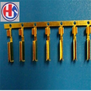 2X4 Square Tube Terminal 3 Pins Plug Terminal From China Manufacturer (HS-TP-005) pictures & photos