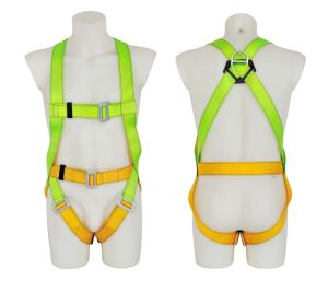 Polyester Full Body Industria Safety Belt with Ce pictures & photos