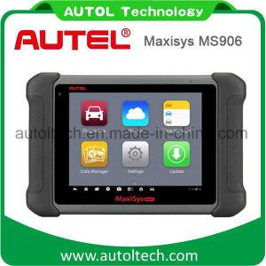 Autel Maxisys Ms906 Car Diagnostic Machine for Asian Japanese Auropean American Cars Better Than Autel Maxidas Ds708 pictures & photos