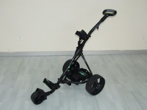 12V/24ah Electric Golf Trolley Golf Bag Trolley (BN105P3) pictures & photos