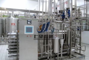 Turn-Key Dairy Production Line pictures & photos