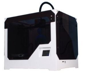 Factory 0.1mm Precison LCD-Touch 200X200X300mm Building 3D Printer pictures & photos