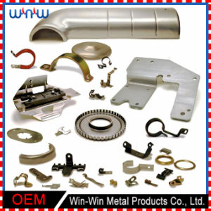 Chinese Machining Center Custom Sewing CNC Machine Parts pictures & photos