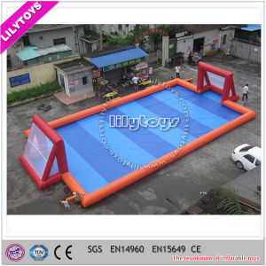 Inflatable Soccer Field Inflatable Football Field for Sale pictures & photos