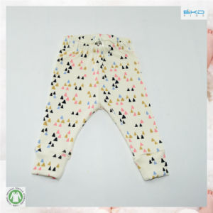 Gots Baby Wear Soft Cotton Baby Leggings pictures & photos