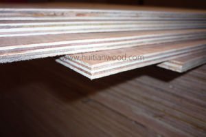 Hot-Selling Poplar Core High Quality Commercial Plywood at a Low Price pictures & photos