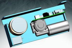 Telescopic Door /Telescopic Sliding Door pictures & photos