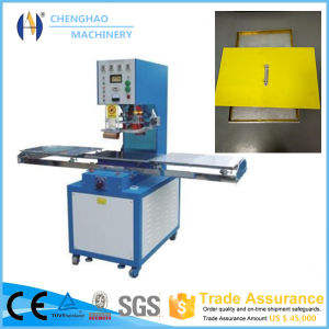Hot Selling 10kw Single Head High Frequency Plastic Welding Machine Leather File Folder with Ce/ISO Certificate