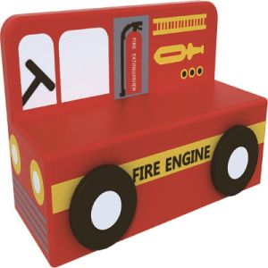 Fire Truck Style Sofa Children Furniture for Sale pictures & photos