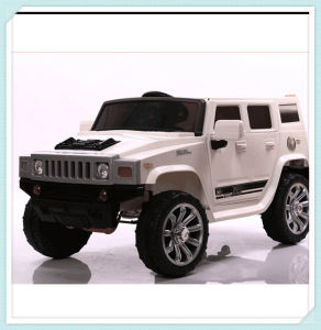 Luxury Kids Toys 4-Wheel Plastic Children Ride on Car pictures & photos