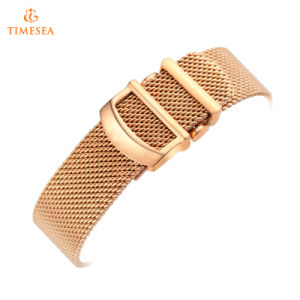 Timesea Stainless Steel Mesh Strap pictures & photos