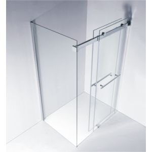 American Standard Frameless Sliding Shower Enclosure/Shower Screen (A-KW022) pictures & photos
