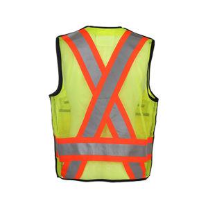 Reflective Safety Vest with Class 2 Csaz96-09 pictures & photos