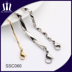 New Design Gold Jewellery Neck Golden Chain for Women pictures & photos