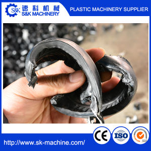 Shredder for Plastic PE PP Pipe or Tube pictures & photos
