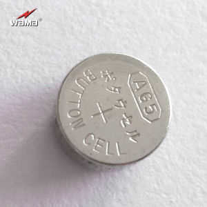 China Factory OEM Alkaline Button Cell Battery AG5 pictures & photos