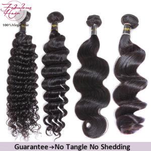 100% Mink Hair Weaving Virgin Remy Brazilian Human Hair pictures & photos