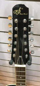 12-String Cutaway Acoustic Guitar pictures & photos