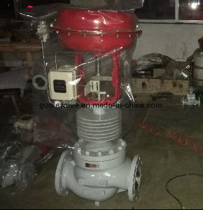 Balanced Cage Type Pneumatic Pressure Control Valve (HSC) pictures & photos