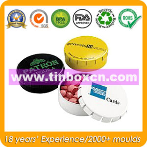 Sweet Candy Metal Box for Food Packaging, Candy Tin Box pictures & photos