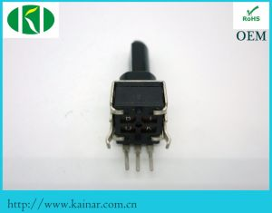 9mm Mono Rotary Potentiometer with Plastic Shaft Wh9011-1A pictures & photos