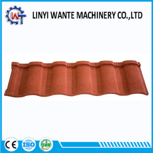 Wante High Quality Building Materials Galvanized Steel Plate Selling Price Roof Tile pictures & photos