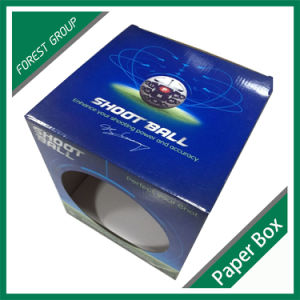 High Quality Customized Soccer Ball Box pictures & photos