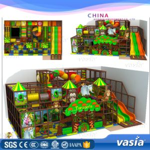 Vasia Popular Indoor Soft Playground for Kids pictures & photos
