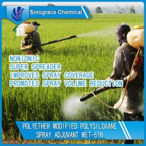 Modified Heptamethyltrisiloxane Spray Adjuvant (WET-618) pictures & photos