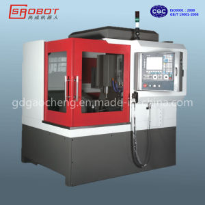 CNC Milling and Engraving Machine for Small Metal Processing GS-E500 pictures & photos